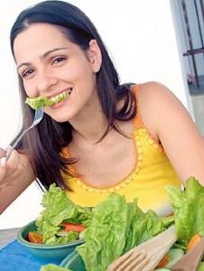 Los nutrientes que necesitas para concebir