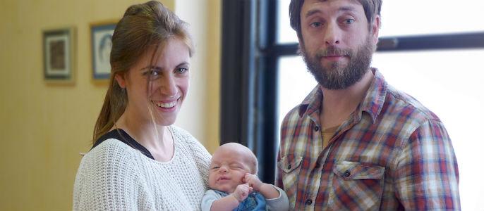 Una embarazada con cardiopatía da a luz gracias a una intervención pionera