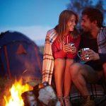 ¿El camping es bueno para el sexo?
