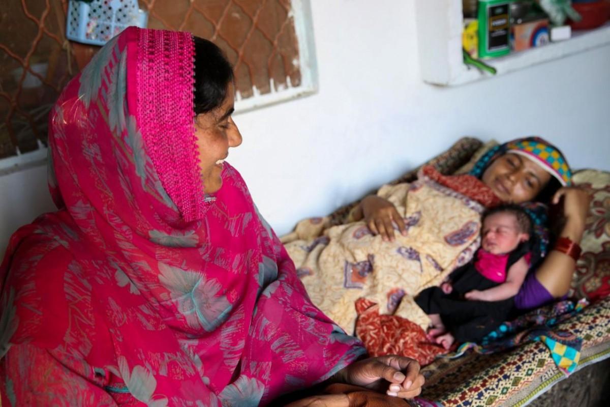 Se muestra fuerte aumento de la maternidad adolescente durante la guerra de Irak