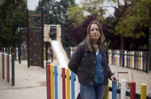 na Isabel  Ana Isabel estuvo dos años intentando lograr un embarazo sin éxito hasta que recurrió a la fecundación in vitro. (ELENA BUENAVISTA)