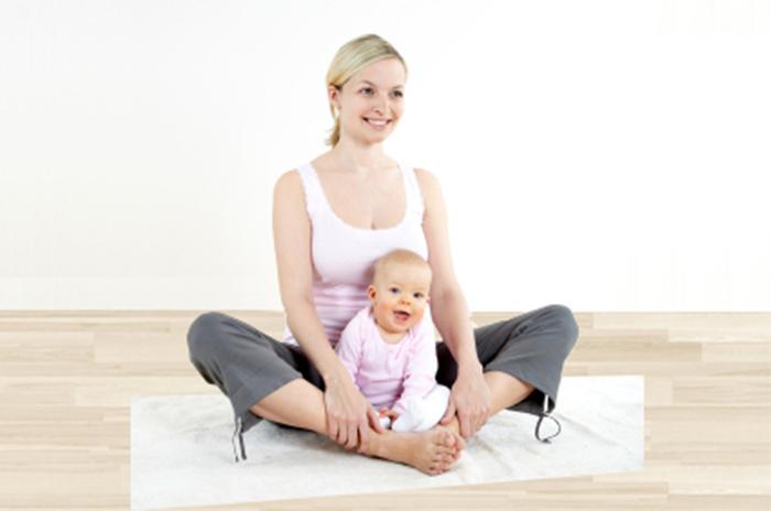 Yoga posparto. Qué puede hacer por ti