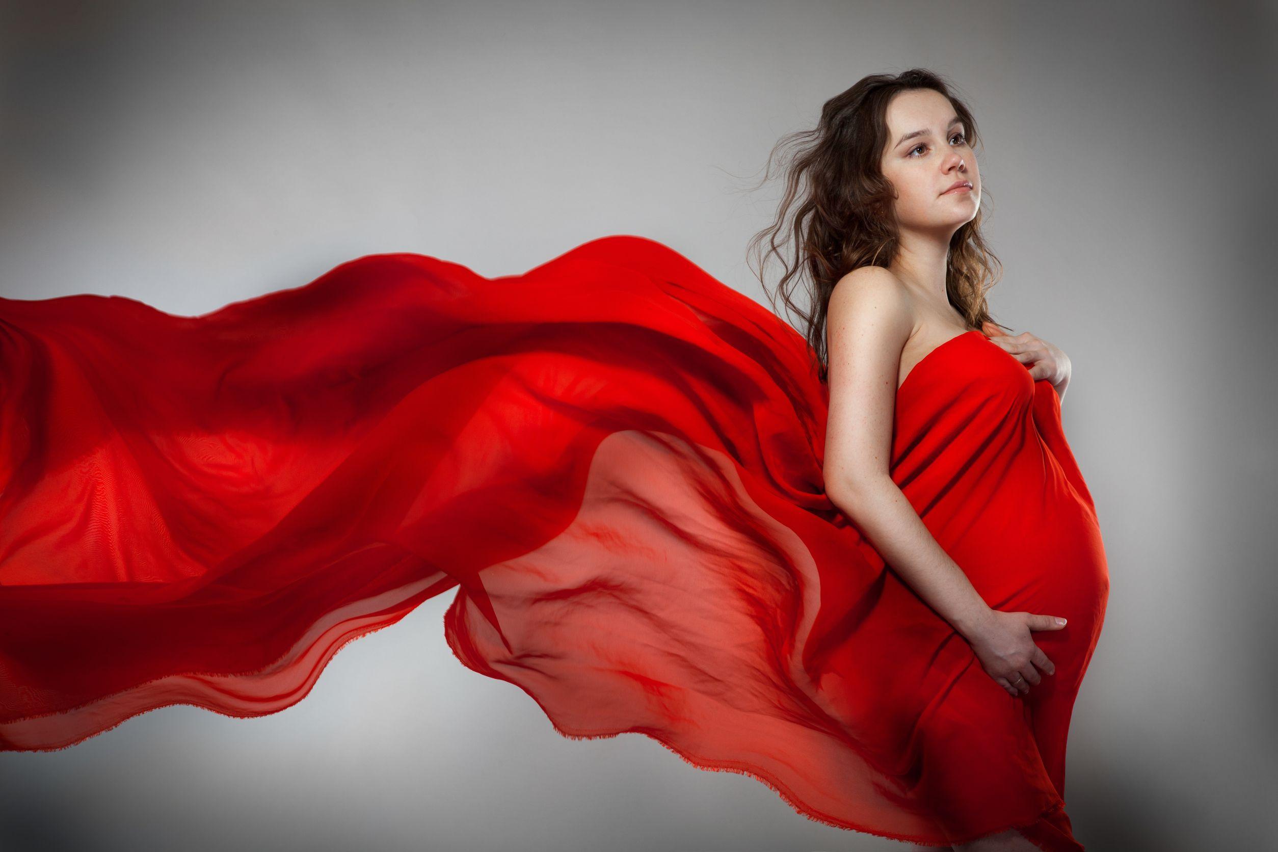 Enfermedades de la piel durante el embarazo l