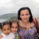 """""""Nuestros hijos son un auténtico milagro de supervivencia familiar"""""""