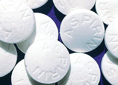 Las aspirinas favorecen la fertilidad