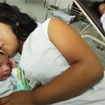 Veinte bebés nacieron en el año bisiesto en la maternidad