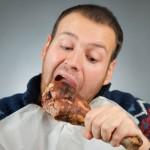 La carne que coma un hombre influye en su fertilidad
