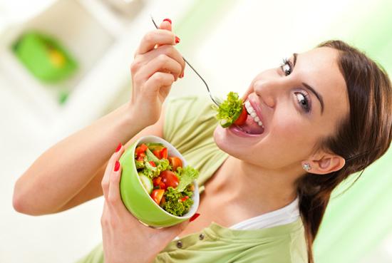 La fertilidad de la mujer vinculada en la desintoxicación de elementos en la dieta.