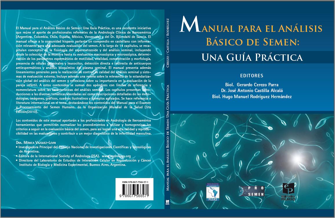 Manual para el Análisis Básico de Semen