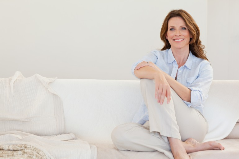 Cómo quedar embarazada después de la menopausia