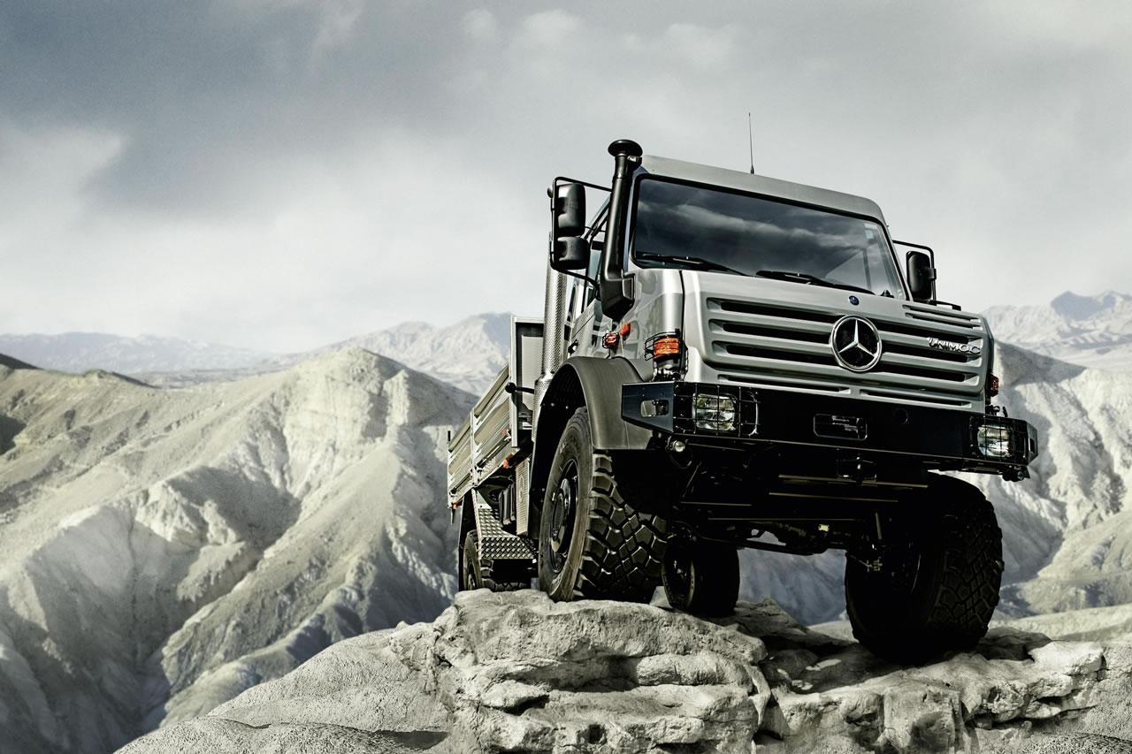 Mercedes unimog u100l for Www mercedes benz mexico