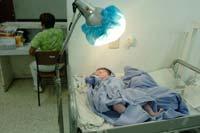 El Hospital General de Quintana Roo, ¨Jesús Kumate¨, en la ciudad de Cancún. Foto: Eduardo Miranda