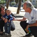 Un hospital catalán logra que una mujer sin ovarios tenga un bebé