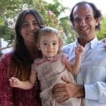 Para concebir a Rosario, pasaron por 13 tratamientos de fertilidad