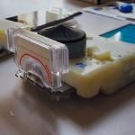 Accesorio para Smartphone que funciona para diagnosticar  VIH Y Sífilis en 15 minutos