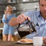 El café reduce el riesgo de impotencia