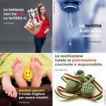 «La fertilidad tiene fecha de caducidad»: la polémica campaña en Italia para que las mujeres se apuren a tener hijos