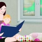 Madres inseminadas, parejas gays… así han cambiado los padres de los cuentos infantiles