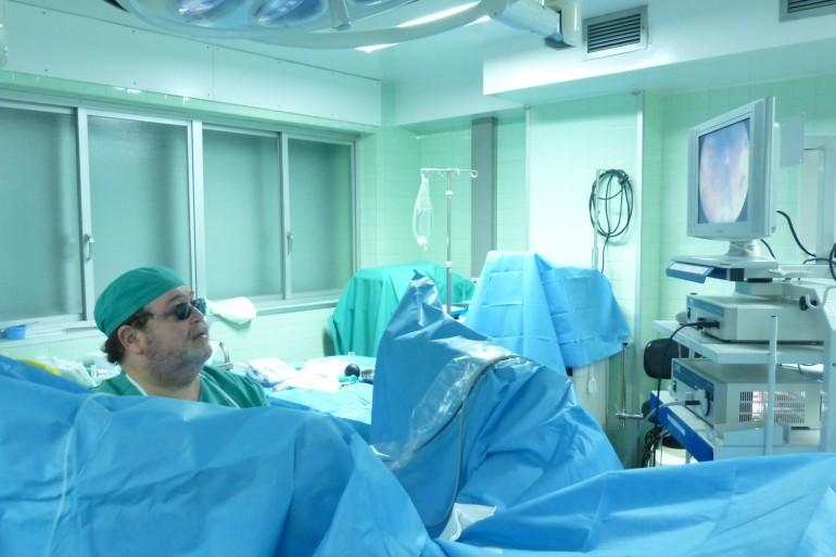 David samadi: la cirugía robótica de próstata aumenta la función sexual del 50 al 80%
