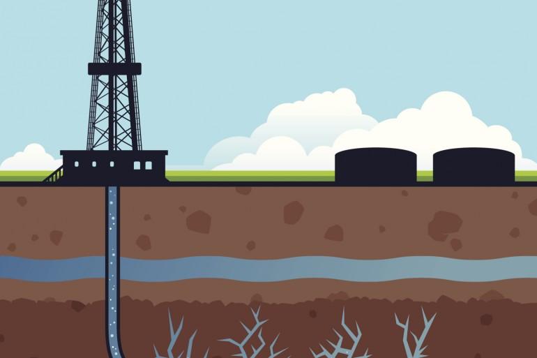Vinculan el 'fracking' con bebés de bajo peso al nacer