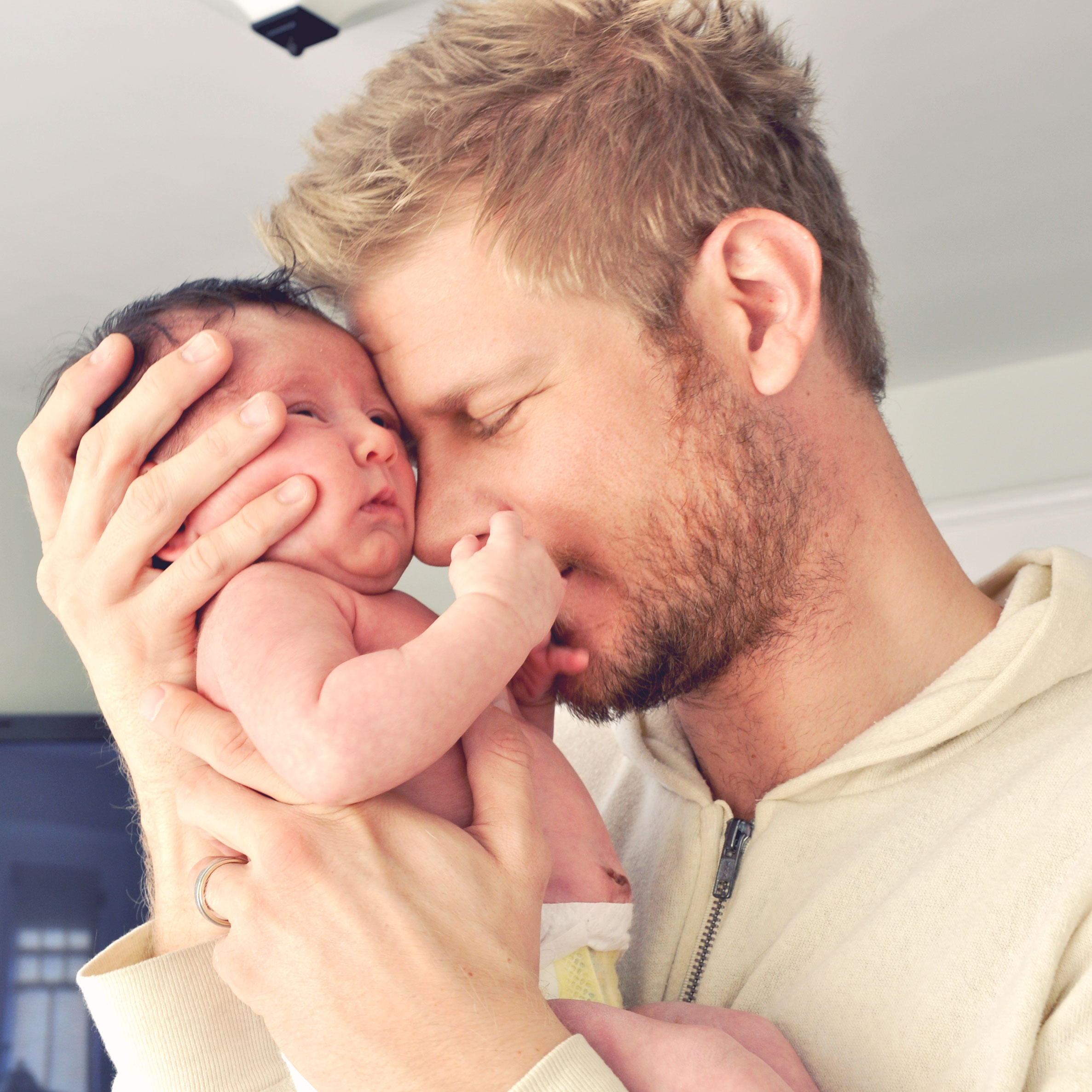La paternidad empieza incluso antes del embarazo