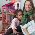 «Me preocupa si estaré bien a los 70 años para apoyar a mis dos hijas»
